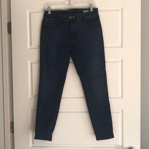 Mavi Jeans Adriana Mid-rise Ankle 31